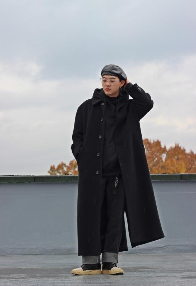 long coat style   insta: bb_stg