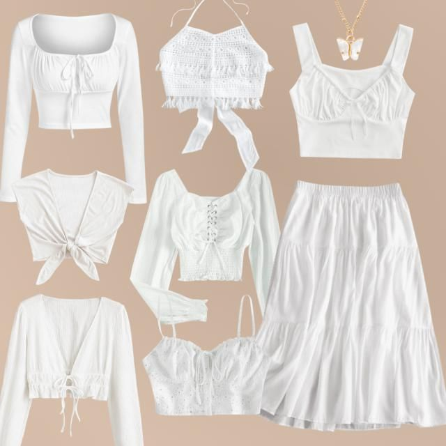🤍🕊️🤍 Which top would you choose??  (more options in items😉)