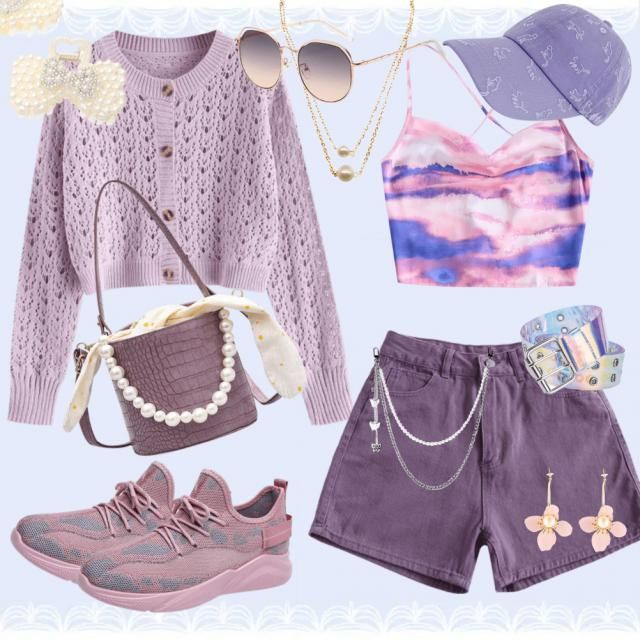 🔹☪️Purple sunset☪️🔹 more accessories in items 😉