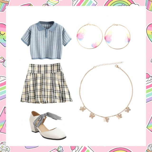 stay cool and fashionable on a summer day😉 Have fun on your day out!!