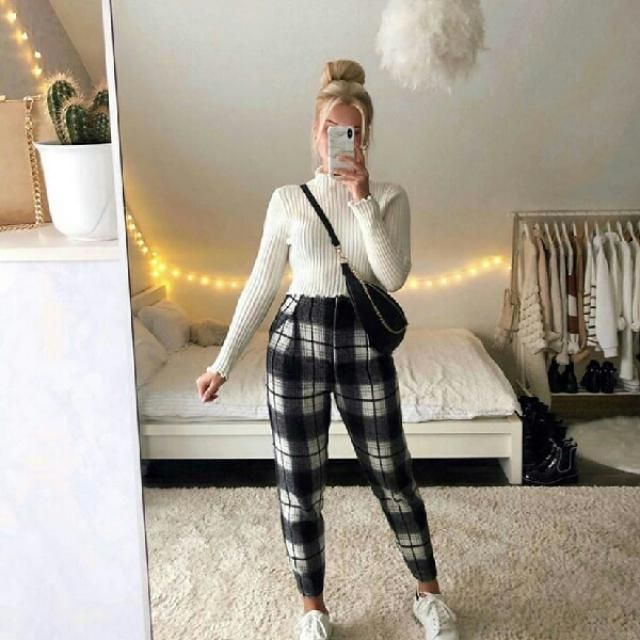 simple abd stylish outfit for everyday look