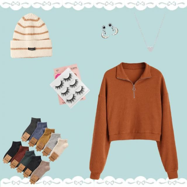 It's getting cold outside! Keep warm and fashionable