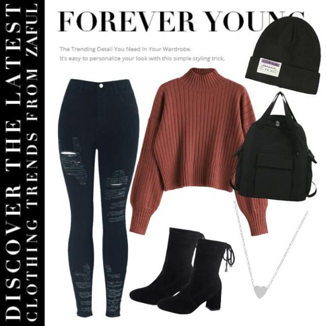 Capricorn for winter outfit
