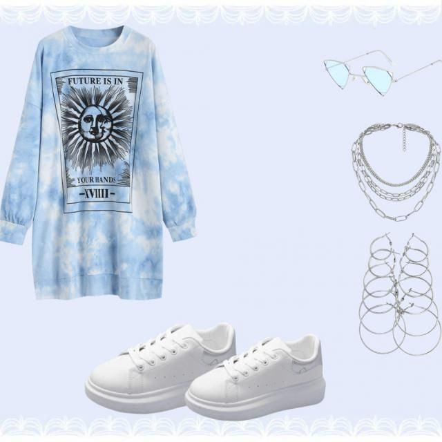 Just A Chill Outfit To Go Skate!!😌