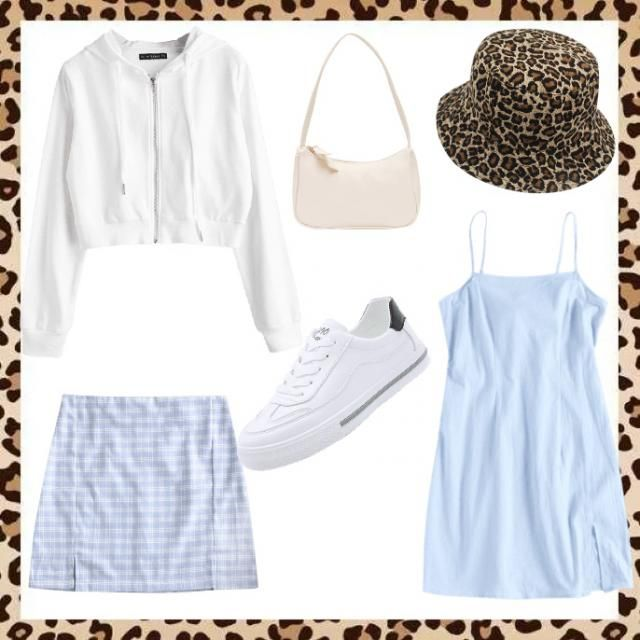 Mi ifra is that you can wear all this together <3 love it