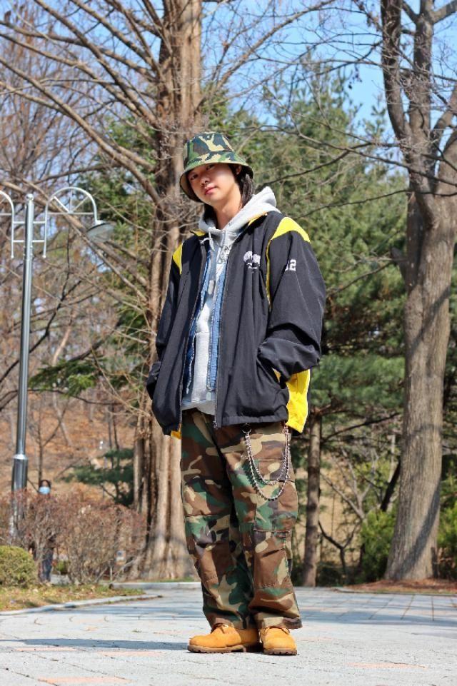 camoflage style  insta: bb_stg