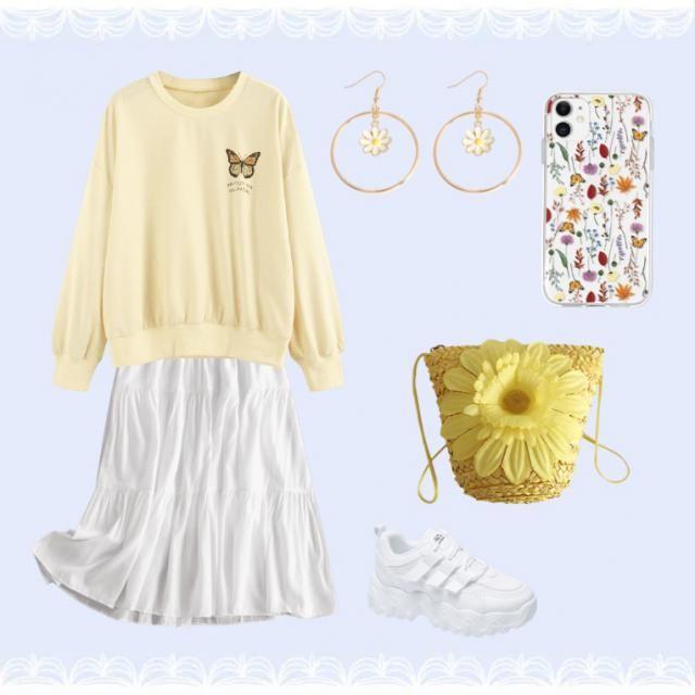 Yellow picnic 💛🧡💛