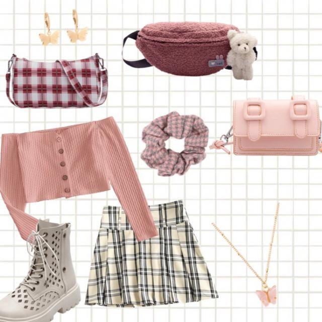 Color outfits - PINK (2)