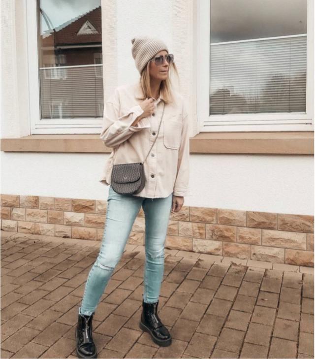 White denim jeans is always stylish to me