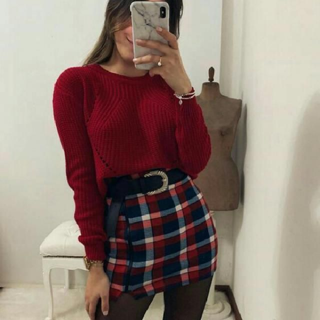 for this Christmas try this fun casual look