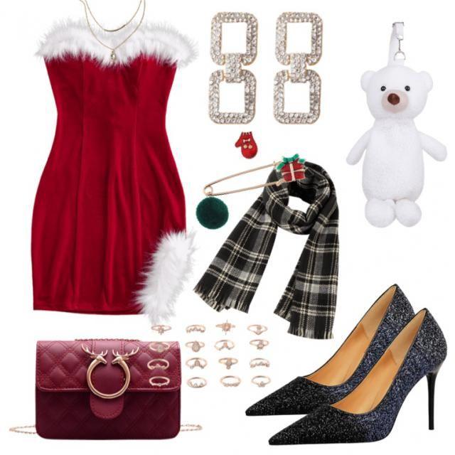 lady santa 🧑🏻🎄❤️🎄