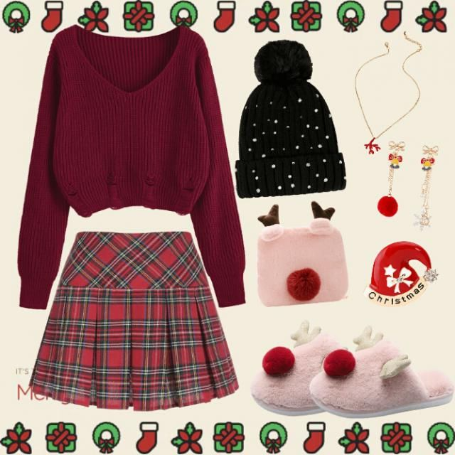 Something cute and fun for christmas🎄⛄❄️