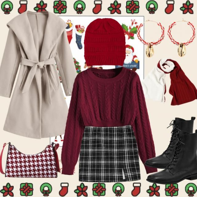feel the christmas but dont forget the fashion