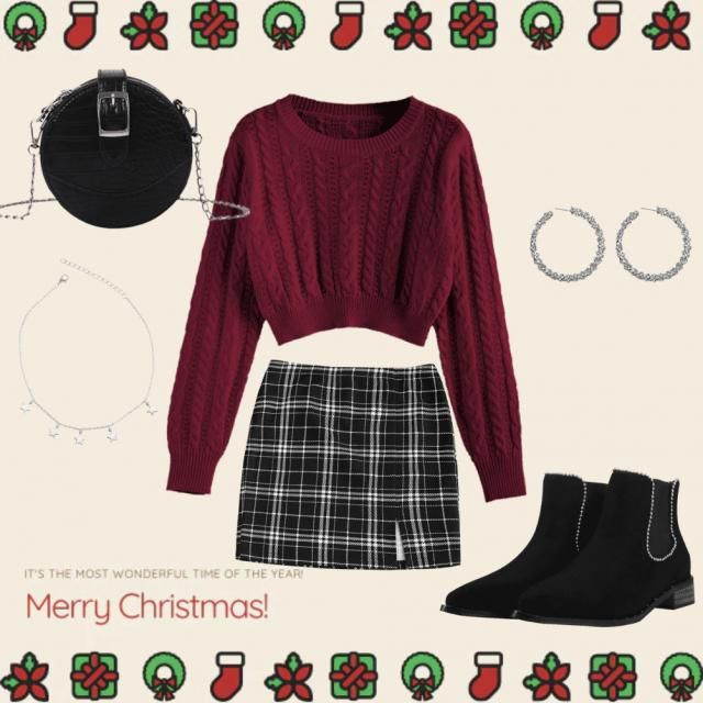 Xmas outfit 😍