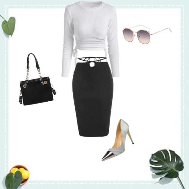 Spring casual outfit!