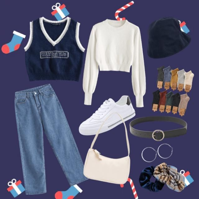 Cool christmas outfit