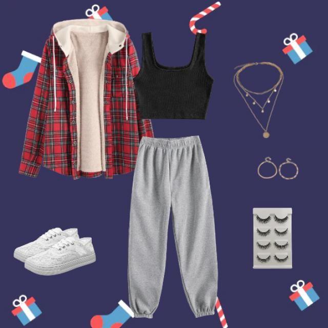 Seasonal comfort street wear ❄️