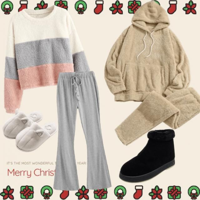 warm, cuddly Christmas morning with your loved one 🎅🏼💕