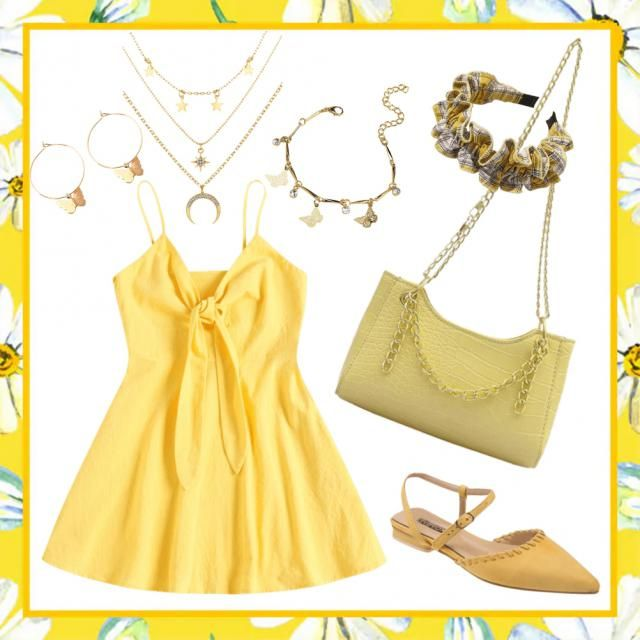 For Yellow lovers💛