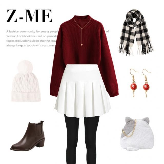 Cute and comfy outfit to go out for dinner whit your friends or family or someone special ♥️ it's beautiful f…