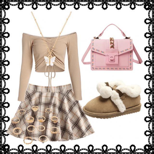 Casual Christmas outfit LIKE4LIKE 🌲✨