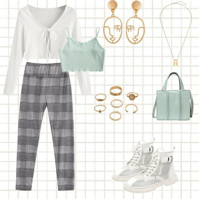 ✨ this outfit could fit for many different occasions ✨       ★ dates       ★ day trips to explore a city or an artsy to…