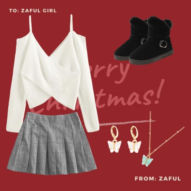 Hey so since this year we are staying home  I really believe that this is a warm and convenient outfit to wear to a fa…