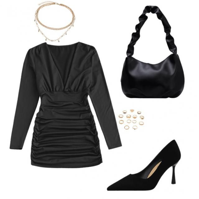 super cute for a christmas party or dinner
