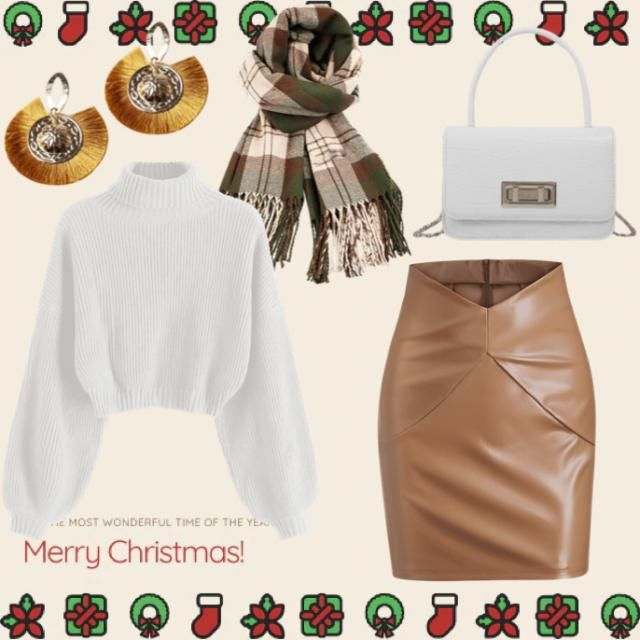 🤎❄️ Please like my outfit 🤗