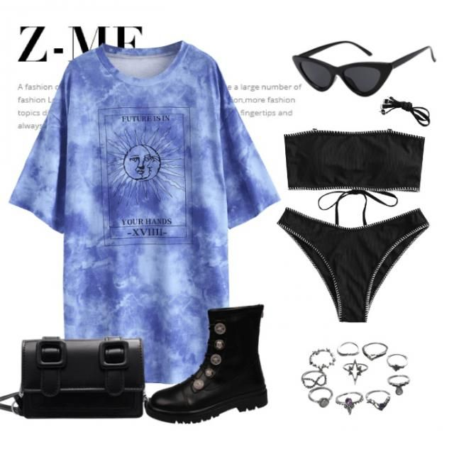 cool summer look