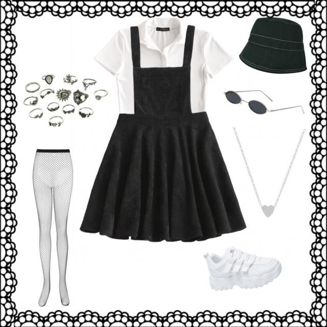 Grunge kawaii outfit 3 🖤