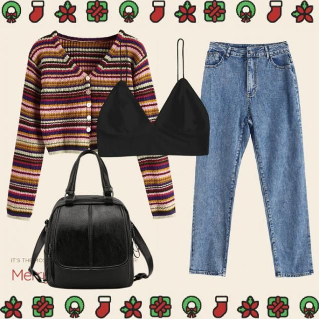 🎄❄️ Pls like my outfit 🤩