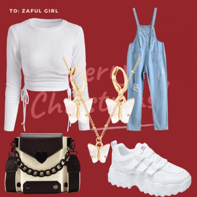 this outfit can be worn to the movies, fashionable but chill at the same time