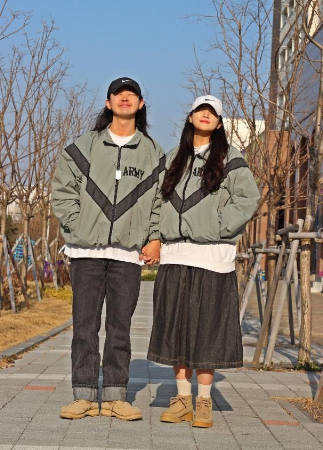 IPFU couple look