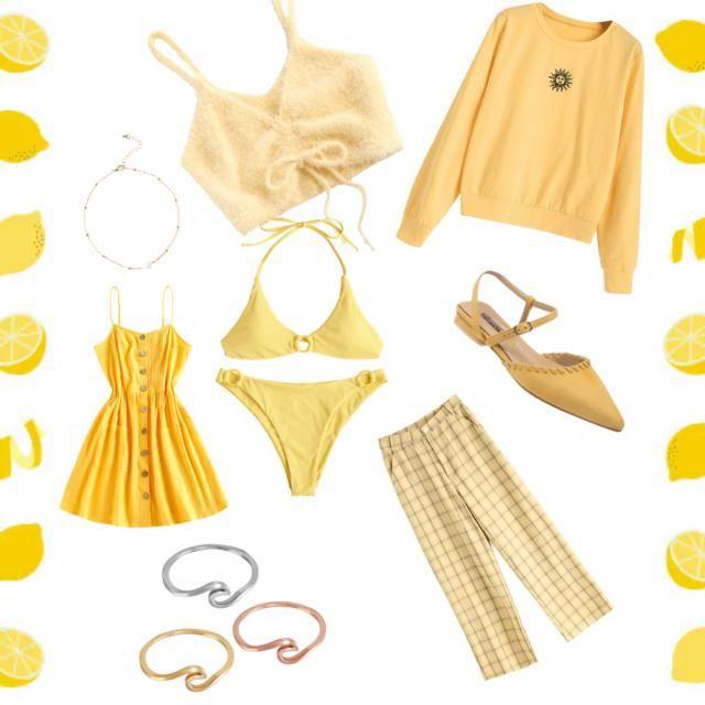 Yellow pack