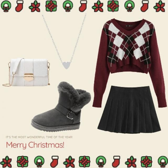 I&;m obssesed with christmas and christmas outfits!!!