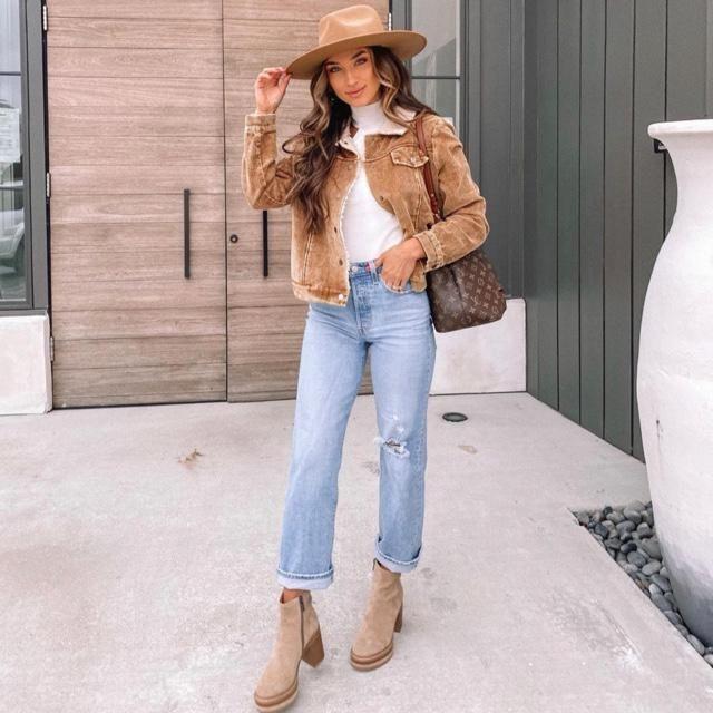 Fashionable always start with nice looking jacket