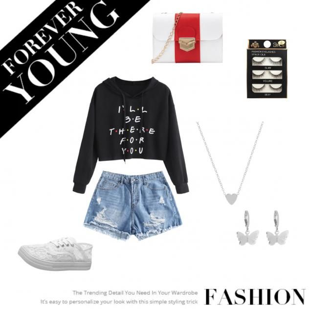 # Cute but Simplistic going out outfit