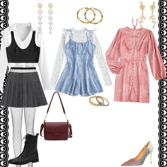 disney princesses as outfits: sleeping beauty 🌹⚔️