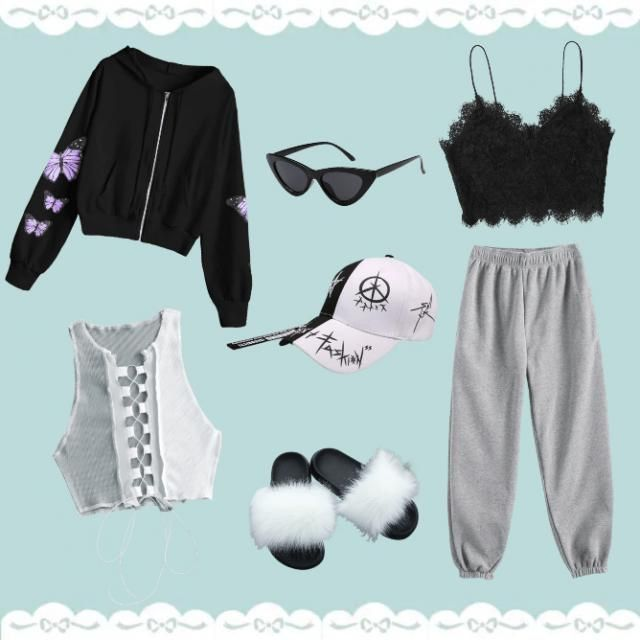 Comfy yet stylish outfit