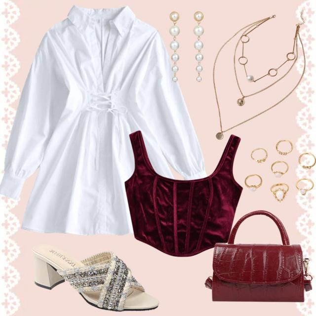 elegant christmas outfit