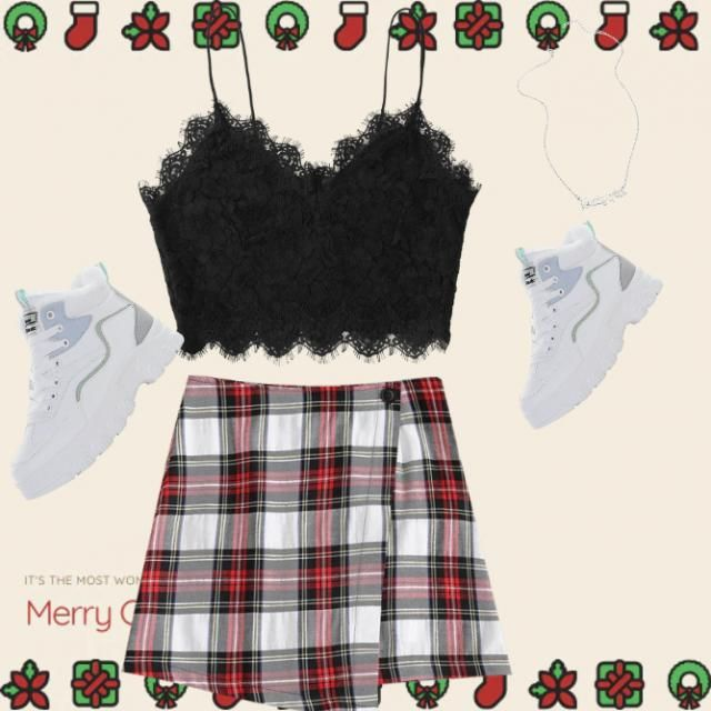 Christmas outfit🎄💕