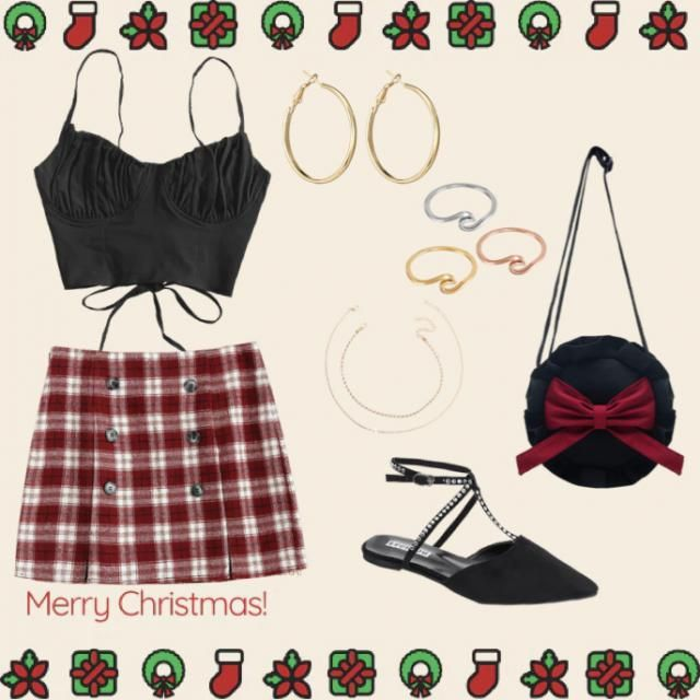 Christmas oufit