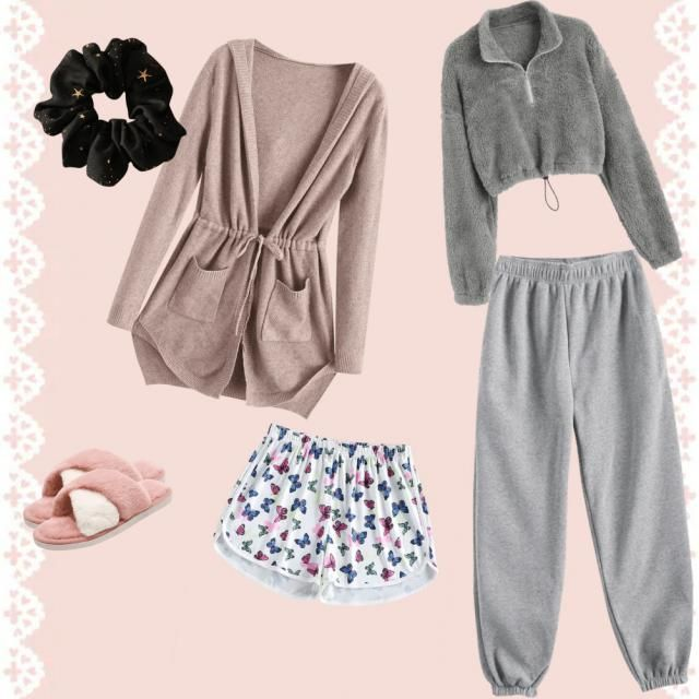 Girls, sometimes we feel stressed so we need a little self-care. This is my self care outfit❤️❤️❤️        …