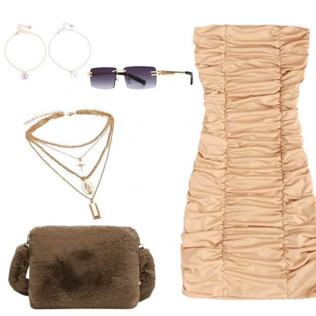 I think brown is beautiful colour if you much it with the prefect outfit