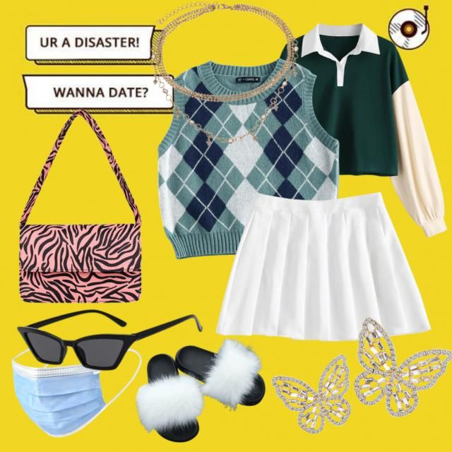 I&;m really into that argyle and whit tennis skirt look anyway anyone else notice zafuls prices have sky rocketed? ever…