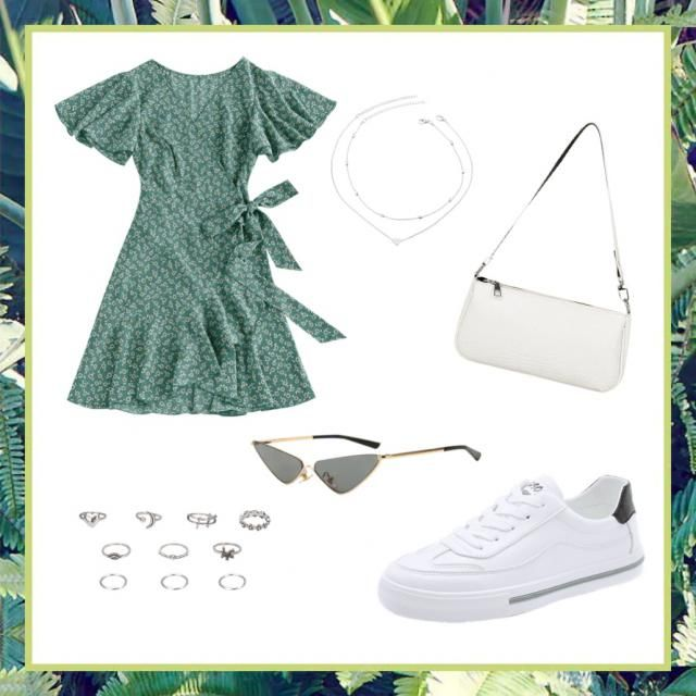 A beautiful summer outfit 🏝