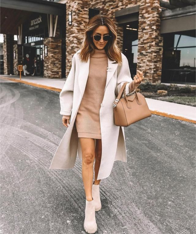 I love white nice coat for daily use