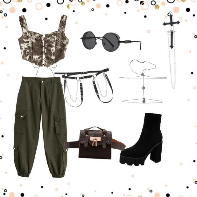 Taurus    an outfit for casual outings