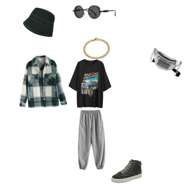 Unisex outfit